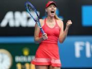 Tennis - Sharapova – Makarova: Tốc thắng chờ Serena (BK Australian Open)