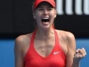 Tennis - Australian Open ngày 11: Sharapova tuyên chiến Serena
