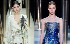 Người mẫu - Hoa hậu - Cây tre sang trọng đến ngỡ ngàng của Armani Privé