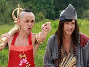 Nhân vật hài Tế Công lên sóng truyền hình Việt