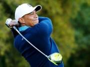 "Golf - Tiger Woods tự tin ""hồi sinh"" kĩ năng siêu phát bóng"