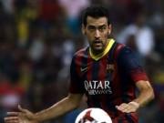 Bóng đá - Barca bị cấm chuyển nhượng: Nên trói chặt Busquets
