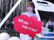Ca nhạc - MTV - Hari Won hỏi cưới Tiến Đạt trong buổi họp fan?