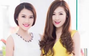 Thời trang - Tú Anh đọ sắc với cô gái có làn da đẹp nhất HHVN