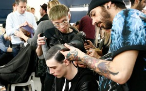 Thời trang - Gặp nhà tạo mẫu gốc Việt làm tóc cho Y-3
