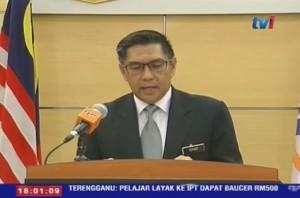 """Tin tức trong ngày - Malaysia chính thức tuyên bố MH370 gặp """"tai nạn"""""""