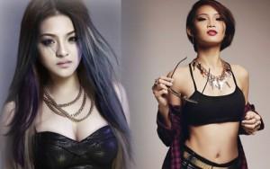 """Thời trang - Thời trang sexy của 3 nữ DJ """"gây sốt"""" tại The Remix"""