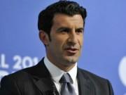 Tin bên lề bóng đá - Figo là ứng viên số 1 cho chức chủ tịch FIFA