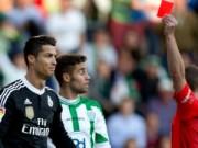 Treo giò 2 trận, một tuần tới Ronaldo làm gì?