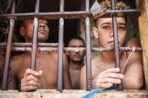Thế giới - Cuộc sống bên trong nhà tù 'chết chóc' nhất Brazil