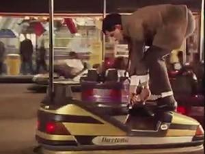 """Cười 24H - Chết cười với kiểu lái """"ô tô đụng"""" của Mr Bean"""