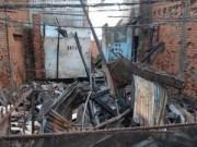 """Tin tức trong ngày - """"Bà hỏa"""" thiêu rụi căn nhà vắng chủ lúc rạng sáng"""