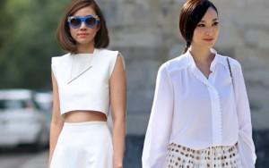 Thời trang - 4 quan niệm thời trang sai lầm về màu trắng