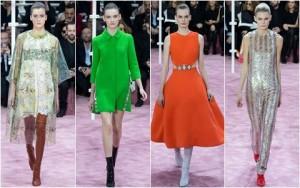 Thời trang - Christian Dior và sự thăng hoa của chất liệu nhựa