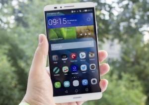 Dế sắp ra lò - Đánh giá smartphone Mate7: Nhận diện vân tay nhạy hơn iPhone 6