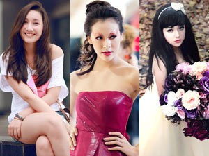 Bạn trẻ - Cuộc sống - Ngất ngây trước vẻ đẹp của hot girl lai