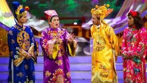 Phim - Khán giả thích thú với ảnh hậu trường Táo quân 2015