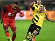 Bóng đá - Leverkusen - Dortmund: Bất phân thắng bại