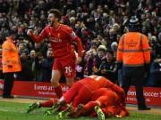Bóng đá - Liverpool: Hãy luôn khát khao, hãy cứ dại khờ