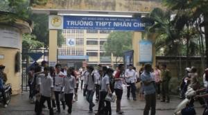 Giáo dục - du học - Đề xuất bất ngờ trong tuyển sinh đầu cấp ở Hà Nội