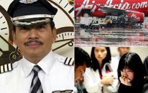 Vì sao cơ trưởng QZ8501 bỏ ghế lái trước khi máy bay rơi?