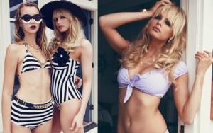 Đồ lót - đồ bơi - Bikini cổ điển mà vẫn vô cùng gợi cảm cho các thiếu nữ
