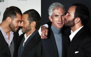 Thời trang - Chuyện tình gây xôn xao của 5 nhà thiết kế đồng tính