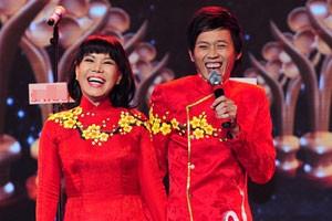 Ngôi sao điện ảnh - Hoài Linh lần thứ... 10 nhận giải Mai Vàng