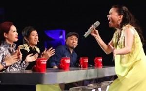 """Ca nhạc - MTV - """"Bà bầu"""" Thu Minh """"đốt cháy"""" sân khấu Got talent"""