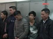 Video An ninh - Phá ổ xóc đĩa quy tụ nhiều giang hồ giữa Thủ đô