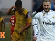 """Bóng đá - Cầu thủ ấn tượng nhất 26/1-1/2: Benzema đấu """"truyền nhân"""" Văn Quyến"""