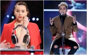 Ca nhạc - MTV - Hà Hồ gây tranh cãi khi cho Sơn Tùng 10 điểm