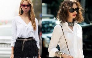 Thời trang công sở - Hãy luôn có một chiếc sơ mi trắng thật đẹp