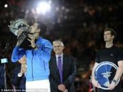 Thể thao - Djokovic 3 lần hạ Murray: Nhà vua và gã khờ