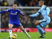Bóng đá Ngoại hạng Anh - Chelsea = Man City + 5: Không thể không vô địch