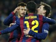 Bóng đá Tây Ban Nha - Barca vượt rào: Vẫn còn đó những khúc cua