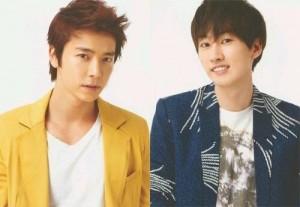 2 mỹ nam của Super Junior đứng số 1 tại Nhật