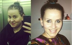 """Làm đẹp - Người phụ nữ giảm 50 cân nhờ chụp ảnh """"tự sướng"""""""