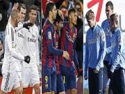 """Sự kiện - Bình luận - Cuộc đua tại Liga: """"Tam mã"""" và """"tam tấu"""""""