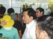 Thị trường - Tiêu dùng - Bộ trưởng Thăng kêu gọi tẩy chay DN không giảm giá vé