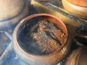 Ẩm thực - Nức tiếng món cá kho niêu cổ truyền ở làng Vũ Đại