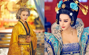 """Hậu trường phim - Phim Võ Mỵ Nương biến Băng Phạm thành """"tội nhân thiên cổ"""""""
