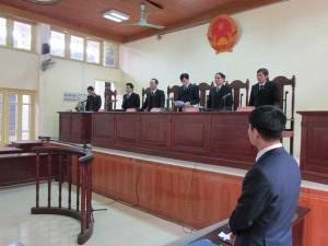 An ninh Xã hội - Hoãn phiên tòa xét xử Lý Nguyễn Chung