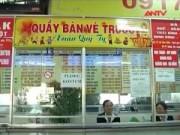 An ninh Kinh tế - Tiêu dùng - Yêu cầu công khai thông tin thông tin vé xe khách dịp Tết