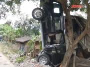 Camera hành trình - Bí thư Huyện ủy gây tai nạn làm 3 người chết