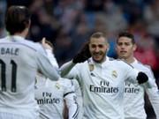 Video bóng đá hot - Benzema cứa lòng lọt Top 5 bàn đẹp Liga V21