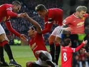 Bóng đá - MU đại thắng: Chelsea, Man City hãy coi chừng!