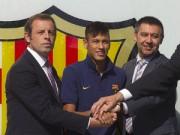 Tin bên lề bóng đá - Chủ tịch Barca tố Real chủ mưu giật dây vụ trốn thuế