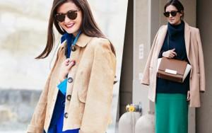 Bí quyết mặc đẹp - 4 gợi ý mặc đẹp cho nàng công sở ngày lạnh