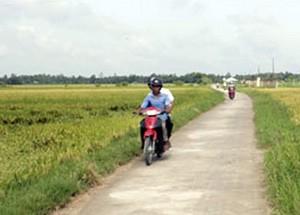 Tin tức trong ngày - Bộ trưởng Thăng đề xuất có xe máy riêng cho nông thôn